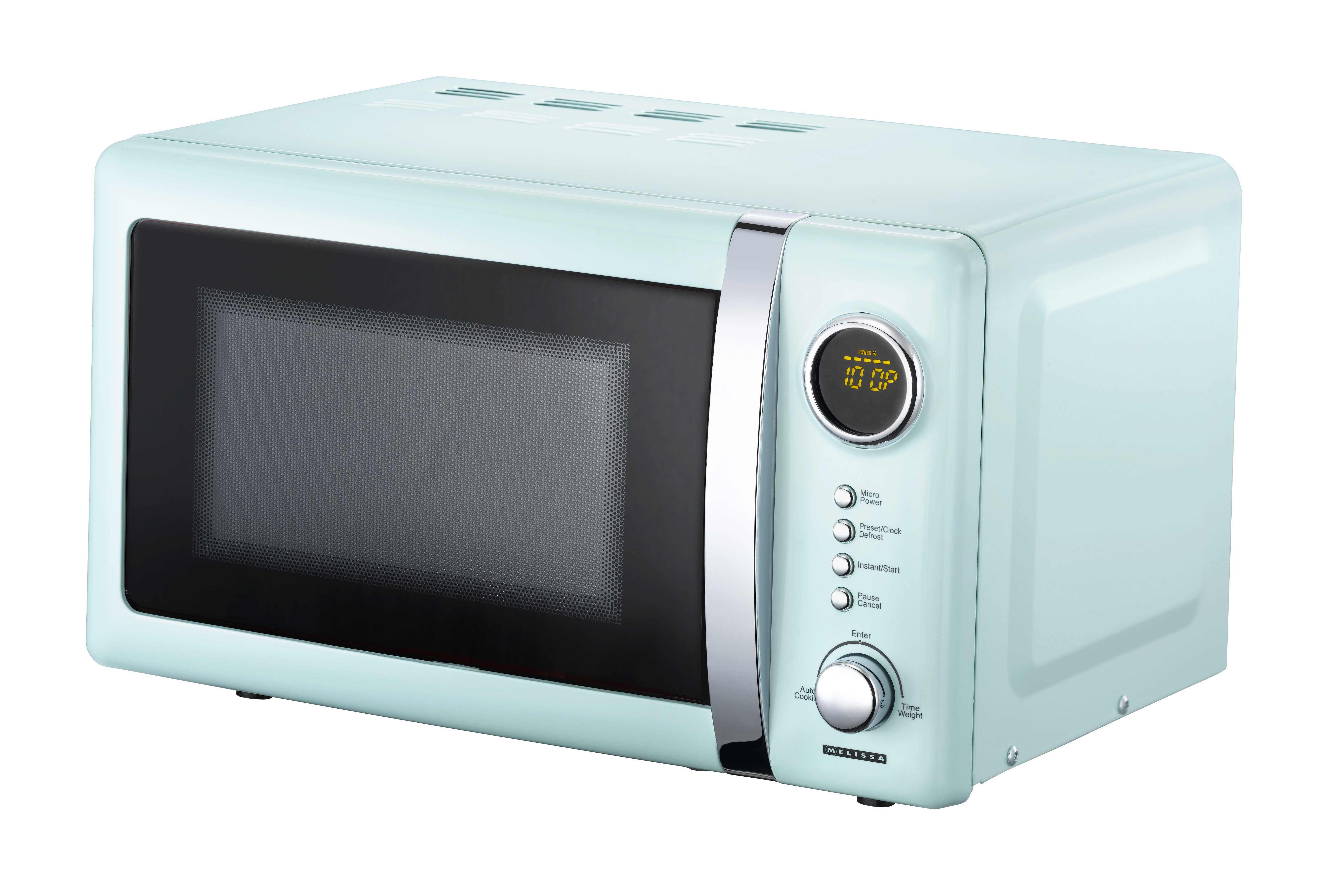 Microw Oven Electronic 20 L Baby Blue 700w Adexi